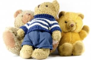 Ar visi berniukai nemėgsta minkštų žaislų? Foto iš čia.
