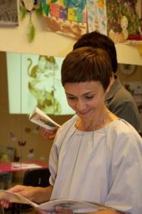 Viktorija Grigorjeva gilinasi į terapinį pasakų poveikį