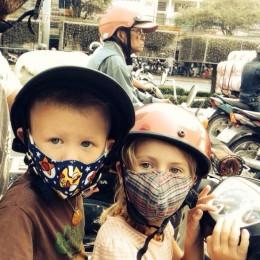 Vaikams lengviau priimti kelionės netikėtumus - jie neturi lūkesčių