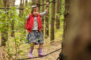 Vaikams iki septynerių visi jų pojūčiai – svarbiausia, kuo jie patiria aplinką